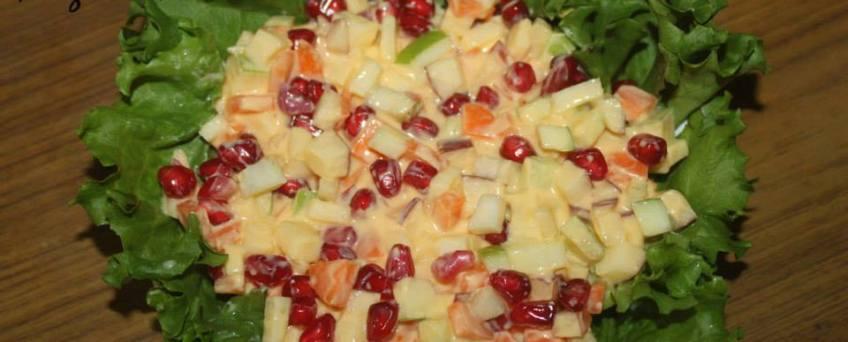 Yogurt Tang Salad