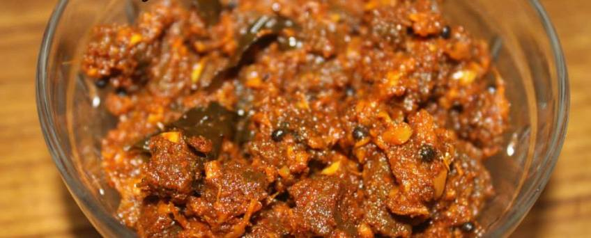 Beef Pickle
