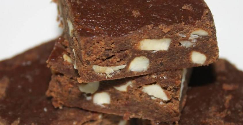 Nutty Chocolate Fudge