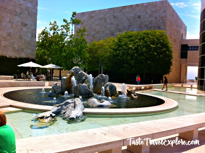 Getty-museum-ezterior-los-angeles