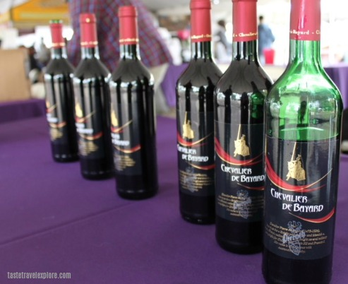 Wines at OC Wine Fest 2018