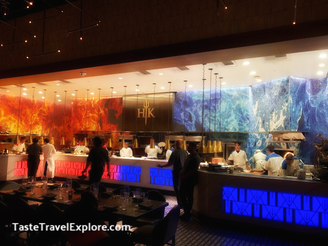 hells kitchen restaurant vegas