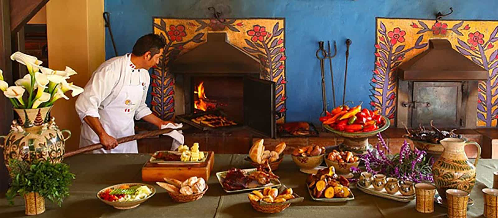 Peru food tour