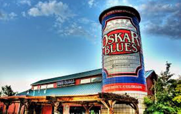 Oskar Blues Colorado Beer Tour
