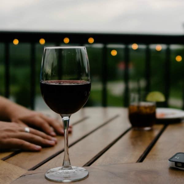 Malbec Red Wine Glass
