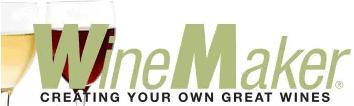 Wine Maker Magazine logo