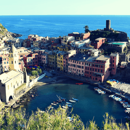 What to do in Italy - Vernazza Cinque Terre
