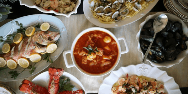 Holiday Meal Traditions Italy