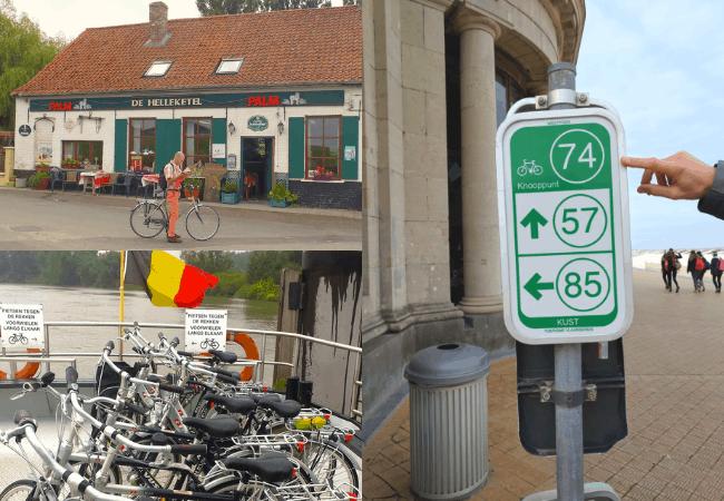 Belgium Must Trys - Biking