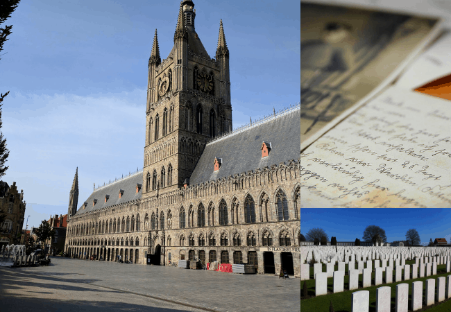 Belgium Must Trys - WWI History