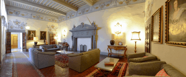 Tuscany Food and Wine Tour Hotel San Michele