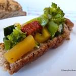 Tasting Good Naturally : Poêlée d e légumes variés