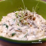 Tasting Good Naturally : Sauce végétalienne aux champignons #vegan