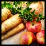 Tasting Good Naturally : Soupe panais et pommes #vegan