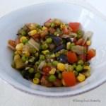 Tasting Good Naturally : Poêlée de légumes aux petits pois ou qu'est-ce qu'on mange ce soir ? #vegan