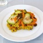 Tasting Good Naturally : Millet au curry #vegan