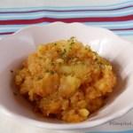 Tasting Good Naturally : Purée de pâtisson et pommes de terre #vegan