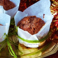 Muffins moelleux à la pomme et la cannelle #vegan