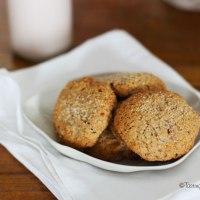 Cookies à l'amande #vegan