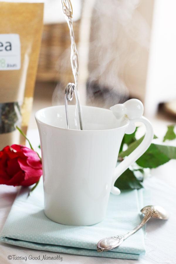 Tasting Good Naturally : Vous voulez tout savoir sur le thé Body Detox de Fittea ? Venez découvrir mon avis sur ce thé que j'ai testé cet été avec grand plaisir !