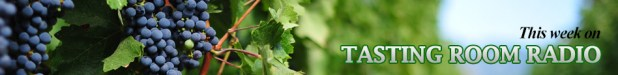Tasting Room Radio Post Banner