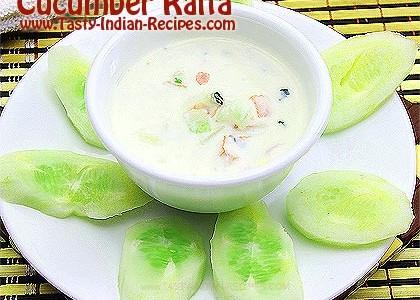 Cucumber-Raita