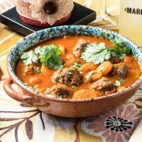 Keto Albóndigas (Meatball) Soup