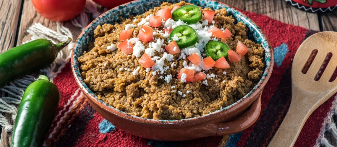 can you have refried beans on keto diet