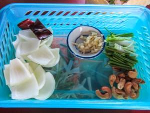 Hühnchen mit Cashews