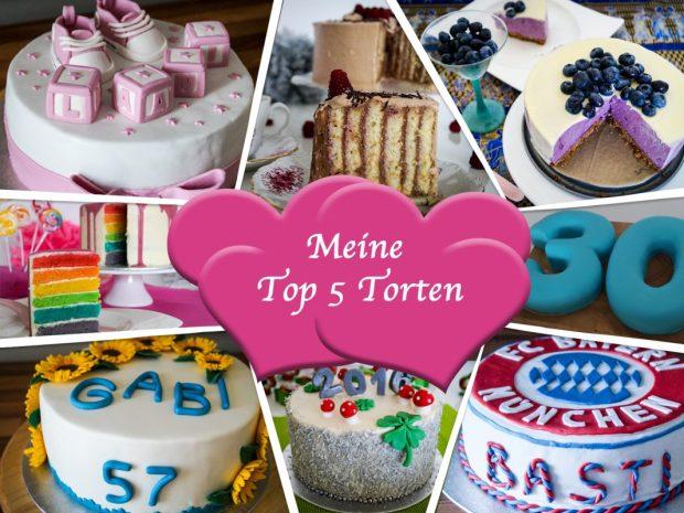 Top 5 Torten