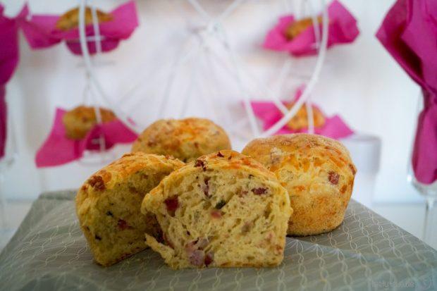 schinken-käse-muffins