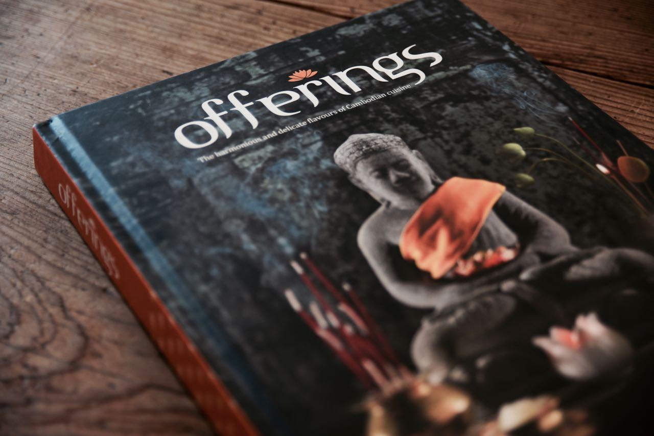 Offerings Book