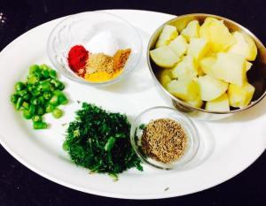 3-300x233 Jeera aloo/Stir fried cumin potatoes