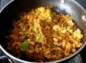 IMG_8890-300x220 Black eyed bean rice/Chowli rice