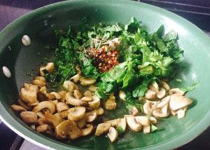 IMG_9107-300x214 Mushroom spinach and potato sandwich