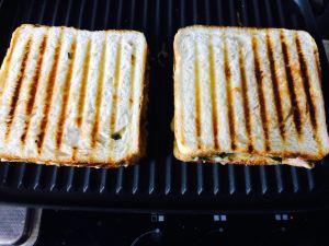 IMG_9114-300x225 Mushroom spinach and potato sandwich