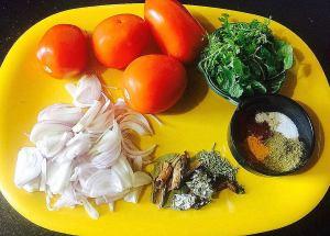 IMG_9834-300x215 Pressure Cooked Tomato Rice