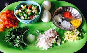 IMG_0875-300x184 Egg Vegetable Bread Upma
