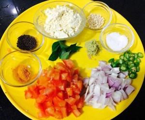 IMG_1009-300x248 Gram Flour Chutney/Kadalai Mavu Chutney/Besan Chutney