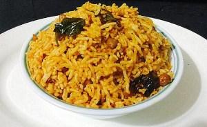 IMG_1156-300x184 Tamarind Rice/Puliyodarai/Puli Sadam