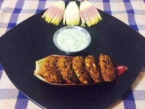 IMG_0359-300x225 Banana flower fritters/Kele ke phool ka vada/Vazhaipoo vadai