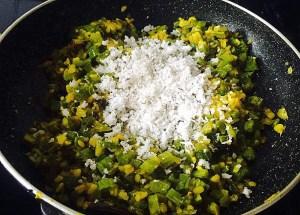 IMG_0713-300x215 Padwal Curry/Pudalangai Poriyal/Snake gourd stir fry