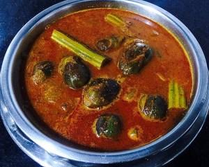IMG_0900-300x241 Eggplant Drumstick Gravy/Muringa Brinjal Puli Kolambu