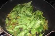 IMG_0984-300x200 Rice with Sorrel Leaves/Gongura Puliyodharai/Pullicha Keera