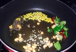 IMG_0986-300x205 Rice with Sorrel Leaves/Gongura Puliyodharai/Pullicha Keera