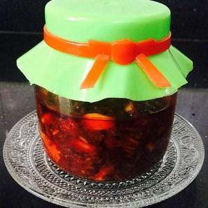 IMG_2705-300x300 Garlic Pickle/Lasoon Achar/Poondu Oorugai