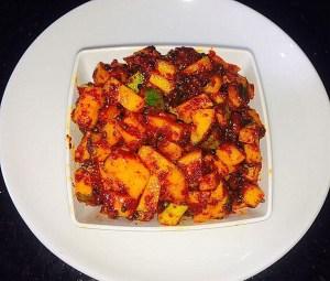 IMG_2710-300x255 Instant Raw Mango Pickle