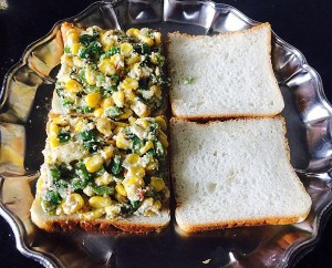 IMG_3187-300x242 Sweet Corn and Capsicum Sandwich
