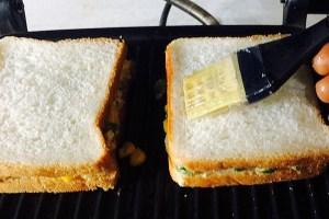 IMG_3189-300x200 Sweet Corn and Capsicum Sandwich