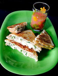 IMG_3622-228x300 Vegetable Cheese Sandwich